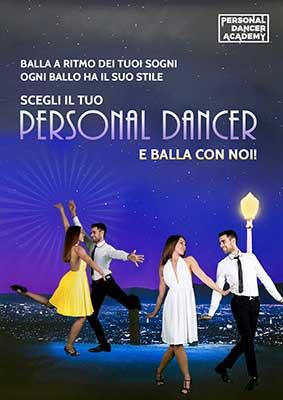 Scegli il Tuo Personal Dancer e Balla con Noi